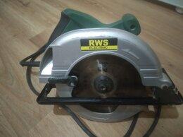 Дисковые пилы - циркулярная пила rws цп-185/1400, 0