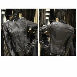 Куртки - Новая куртка из кожи, 0