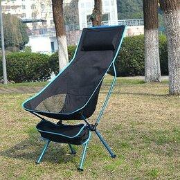 Походная мебель - Портативный стол и стул для рыбалки велопохода, 0