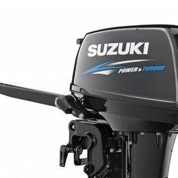 Двигатель и комплектующие  - Новый 2х-тактный лодочный мотор Suzuki DT 9.9A, 0
