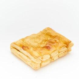 Ингредиенты для приготовления напитков - Слойка дрожжевая с яблоками 140 г, 0