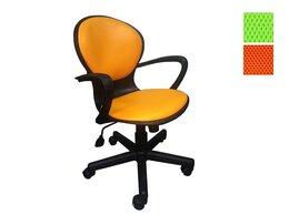 Компьютерные кресла - Кресло Вальтер TW оранжевое, 0