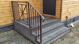 Лестницы и элементы лестниц - Крыльцо к дому с доставкой и монтажом., 0