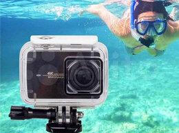 Аксессуары для экшн-камер - Аквабокс для Xiaomi 4K/4K+/4K Lite, 0