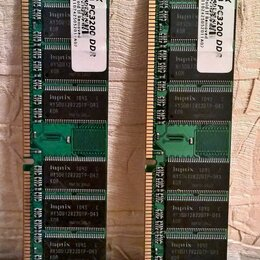 Модули памяти - Карты памяти HYNIX 512MB PC3200 DDR, 0