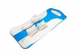 Массажные столы и стулья - Массажный матрас US Medica Ocean PRO синий, 0
