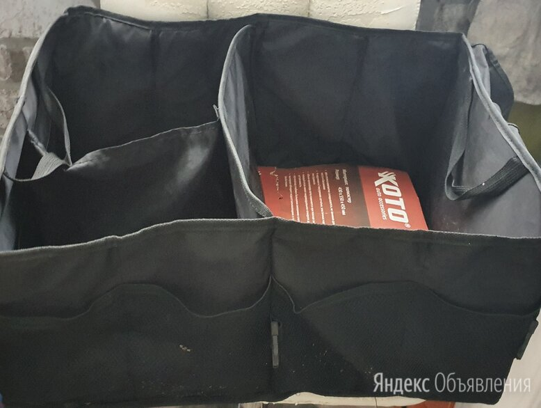 Автомобильный органайзер Koto по цене 500₽ - Органайзеры и кофры, фото 0
