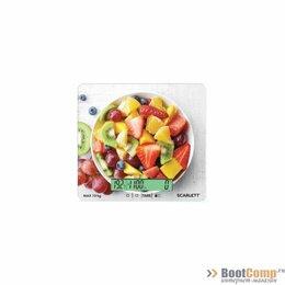 Кухонные весы - Весы кухонные SCARLETT SC-KS57P48, 0