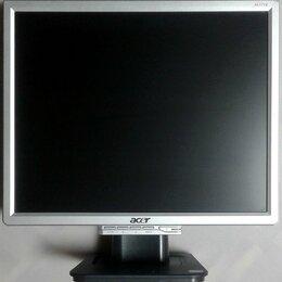 """Мониторы - Монитор 17"""" Acer AL1716as (LCD, 1280x1024), 0"""