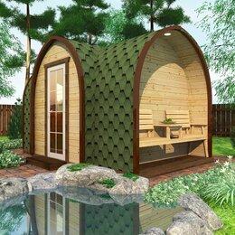 Готовые строения - Домик для дачи, кемпинга, базы отдыха, 0
