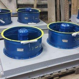 Промышленное климатическое оборудование - Калорифер теплоагрегат вулкан, 0