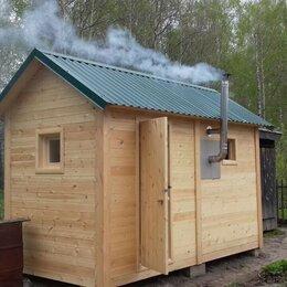 Готовые строения - Готовая баня 4х2 под ключ, 0