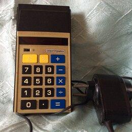 Канцелярские принадлежности - калькулятор  ЭЛЕКТРОНИКА, 0