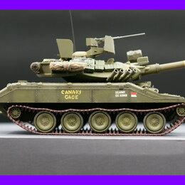 Сборные модели - 1/35 продажа модели танка М551 Шеридан США металлические гусеницы, 0