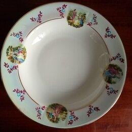 "Тарелки - тарелки глубокие ""Мадонна"", 0"