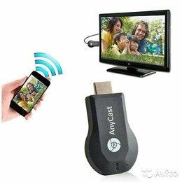 ТВ-приставки и медиаплееры - Медиаплеер AnyCast M2 Plus, 0