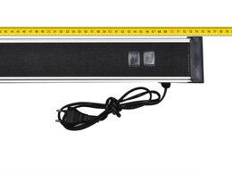 Оборудование для аквариумов и террариумов - LED светильник для аквариума 75 см светодиодный, 0