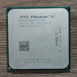 Процессоры (CPU) - Процессор AMD Phenom II X4 945 + Cooler Master, 0