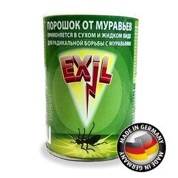 Отпугиватели и ловушки для птиц и грызунов - Exil (Expel) порошок от садовых муравьев, 0