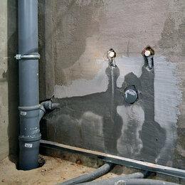 Канализационные трубы и фитинги - Монтаж ,прокладка канализации ,септики,разводка по дому., 0