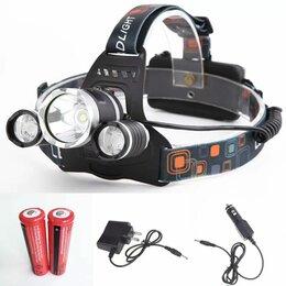 Походная мебель - Налобный фонарь Led HeadLight Profi, 0