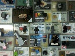Аксессуары для проигрывателей виниловых дисков - мм-головки звукоснимателя для винила. ежедневно.…, 0