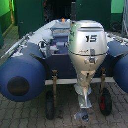 Моторные лодки и катера - Лодка zodiac Cadet 340 S + двигатель Honda BF 15, 0