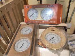 Аксессуары - Термогигрометр для парной бани сауны, 0