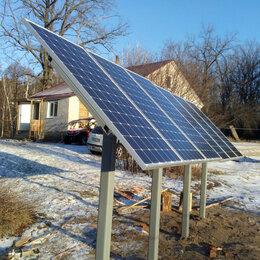 Аксессуары для палаток и тентов - Солнечные батареи для кемпинга, 0
