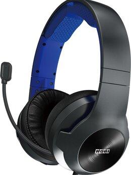 Наушники и Bluetooth-гарнитуры - Игровая гарнитура Hori Gaming Headset Pro (PS4), 0