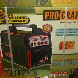 Сварочные аппараты - Сварочный полуавтомат Procraft SPH-310P, 0