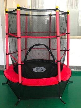 Надувные комплексы и батуты - Детский батут Perfetto Sport 140 см с защитной…, 0