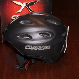 Шлемы - шлем для сноуборда/горных лыж CARRERA AIRBORNE, р.XL, новый, 0