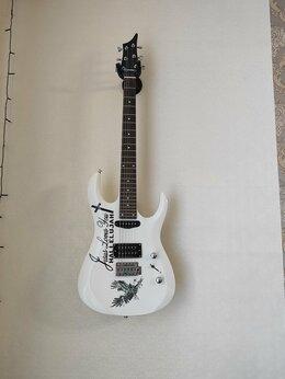Акустические и классические гитары - Электро гитара  кастом, 0
