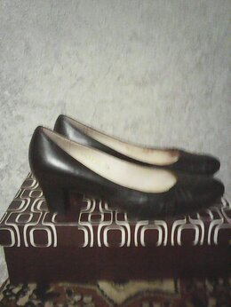 Туфли - Туфли женские кожаные, 0