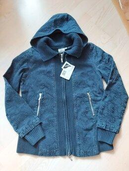 Куртки - Куртка новая джинсовая вышитая р.XL, 0