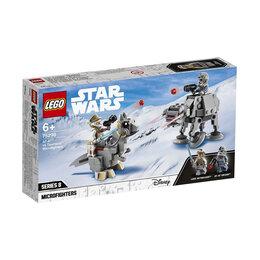 Конструкторы - LEGO STAR WARS 75298 Микрофайтеры: AT-AT vs Таун, 0