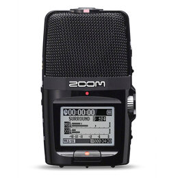 Диктофоны - Диктофон Zoom H2n, 0