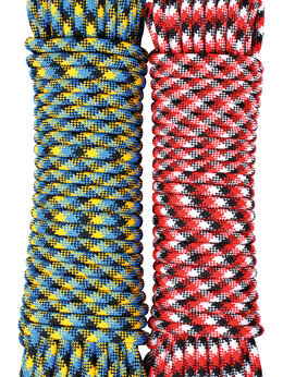 Веревки и шнуры - Шнур плетеный, веревка АКВА СПОРТ, 0