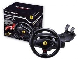 Рули, джойстики, геймпады - Новый Руль Thrustmaster Ferrari GT Experience…, 0
