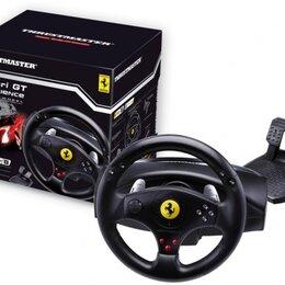 Рули, джойстики, геймпады - Новый Руль Thrustmaster Ferrari GT Experience Racing Wheel, 0
