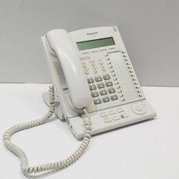 Системные телефоны - Цифровой cистемный  телефон Panasonic KX-T7630 RU, 0
