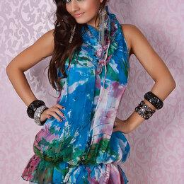 Платья - Платье летнее р.48-50, 0