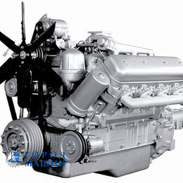Двигатель и комплектующие - Двигатель ЯМЗ 238АК, 0