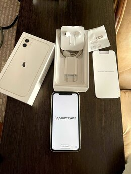 Мобильные телефоны - Apple iphone 11 256 GB, 0