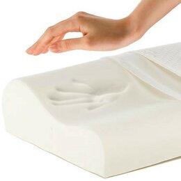 Постельное белье - Латексная подушка с памятью, 0