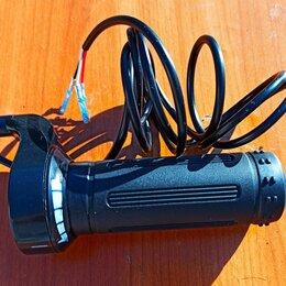 Аксессуары и запчасти - Регулятор подачи тока (ручка газа), 0