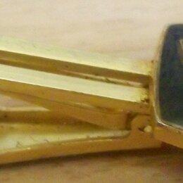 Запонки и зажимы - VHS - Зажим (булавка, заколка) для галстука. Оригинал. Япония. Редкость! , 0