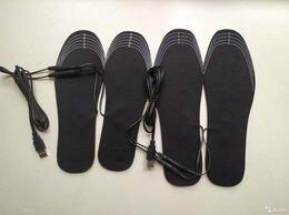 Перчатки и варежки - Стельки электрические с подогревом usb до 50 С, 0
