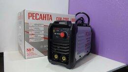 Сварочные аппараты - 🔥Сварочный аппарат РЕСАНТА САИ-220T LUX, 0
